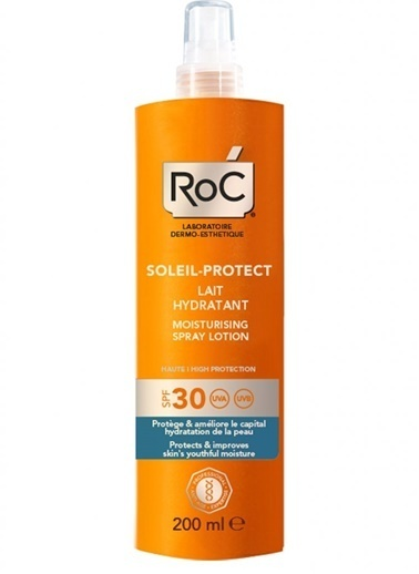 Soleil Protect Spray Lotion Spf30 200 Ml-Roc